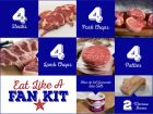 DeBragga Meat selection