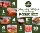 Gloucester Old Spot Free-range Pork Kit