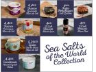 sea salt collection