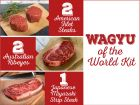 Try our wagyu from around the world