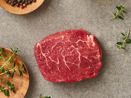 Southern Australia Grass-fed Beef Filet steaks (4 per pack)