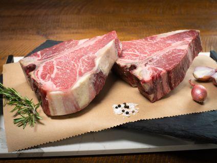 Dry Aged Naturally Raised Prime Porterhouse Steak
