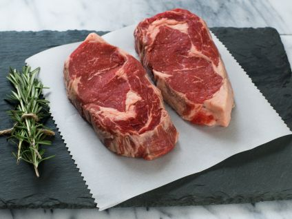 New York State Grass Fed Ribeye Steaks (8 per pack)