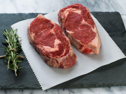 New York State Grass Fed Ribeye Steaks (4 per pack)