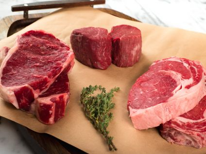 GIFT SET - THINKING OF YOU - ANGUS STEAKS