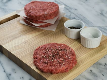 Dry Aged Hand Select Beef Burger Patties