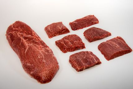 American Wagyu Kobe Beef Style Flat Iron