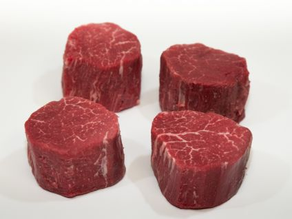 PRIME FILET MIGNON STEAKS (4 Per Pack)
