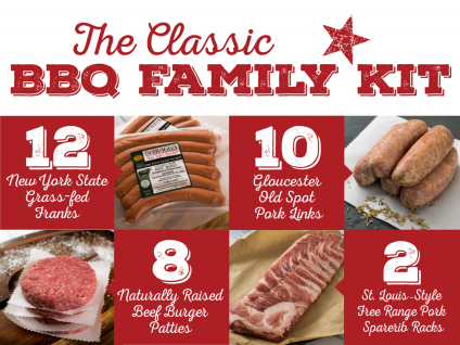 Buy BBQ Meats for your family