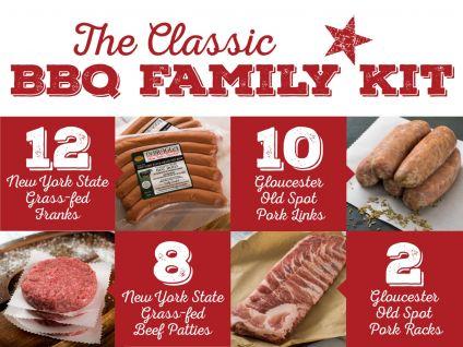 Family BBQ Kit