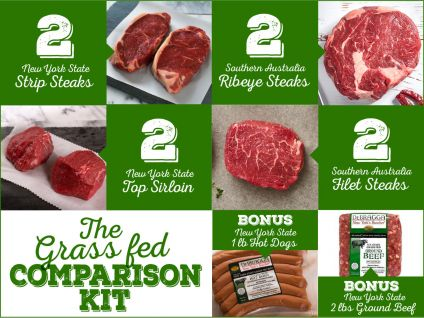 grass fed/finished beef