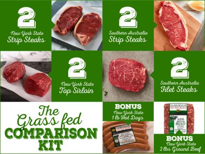grass-fed/finished beef