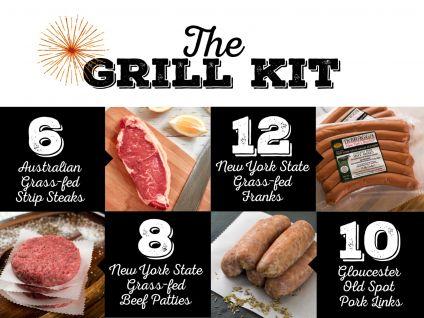 DeBragga Grill Kit