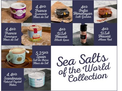 sea salt collection