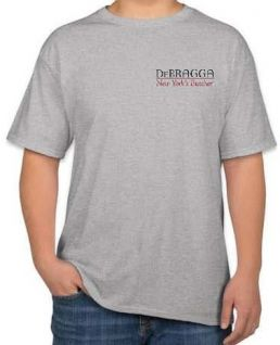 ash gray t-shirt