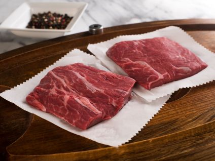 Hand Select Flat Iron Steaks