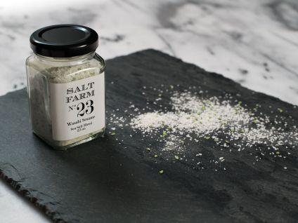 SALT: Wasabi Sesame Sea Salt Blend