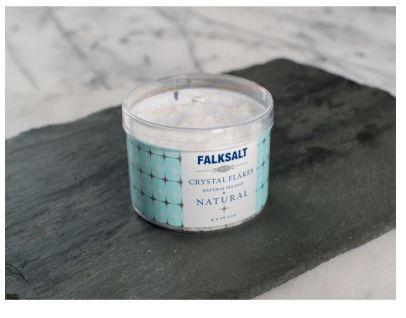 Scandinavian Falksalt Crystal Flakes Natural Sea Salt
