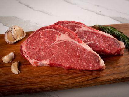Prime Ribeye Steaks (4 Per Pack)