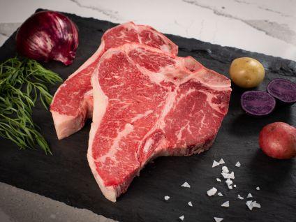 Prime T-Bone Steaks (4 Per Pack)