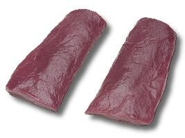 Cervena Farm Raised Venison From New Zealand, Short Loin