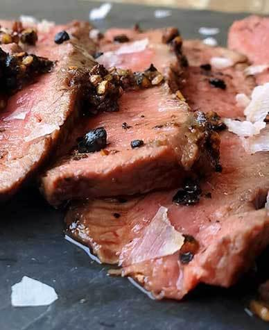 How to Sear Flat Iron Steaks